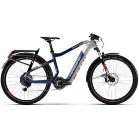 HAIBIKE XDURO Adventr 5.0, white/blue/orange